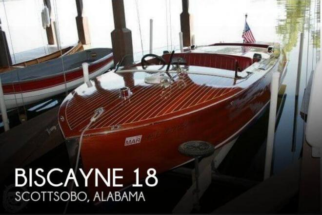 2003 Biscayne 18 - For Sale at Scottsboro, AL 35769 - ID 75368