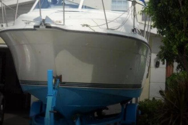 1995 Carver 280 Express - For Sale at St Pete, FL 33733 - ID 75751