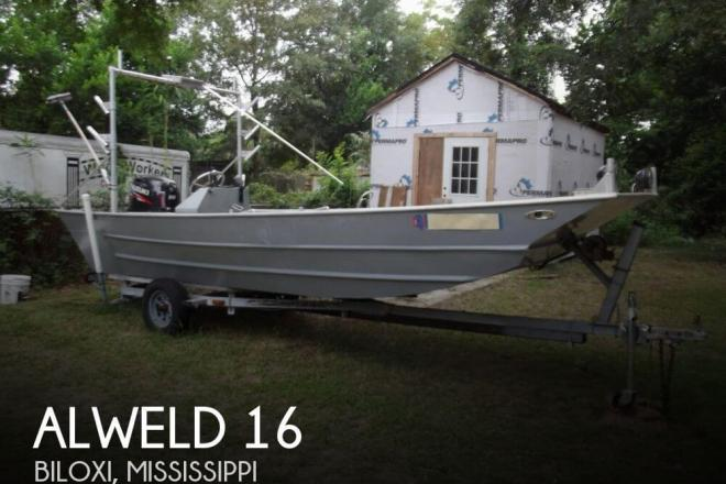 1995 Alweld 16 - For Sale at Biloxi, MS 39530 - ID 76940