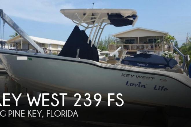 2014 Key West 239 FS - For Sale at Big Pine Key, FL 33043 - ID 74712