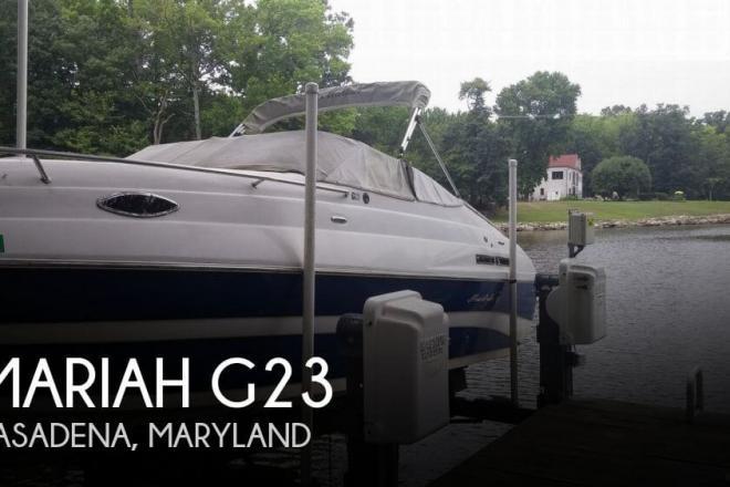 2010 Mariah G23 - For Sale at Pasadena, MD 21122 - ID 74354