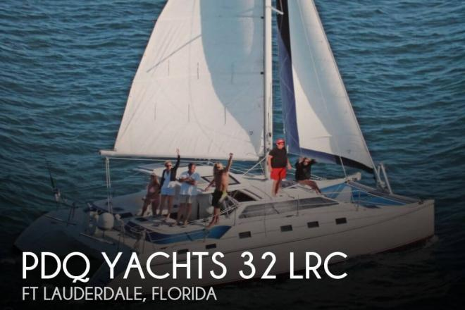 1995 PDQ 32 LRC - For Sale at Ft Lauderdale, FL 33331 - ID 73749