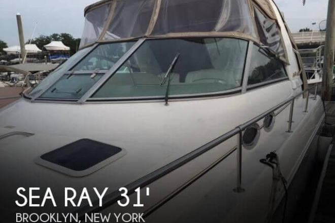 2000 Sea Ray 310 Sundancer - For Sale at Brooklyn, NY 11201 - ID 73636