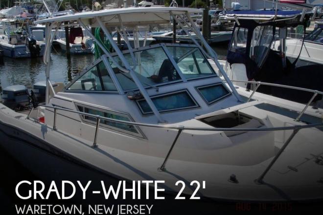 1991 Grady White 226 SEAFARER - For Sale at Waretown, NJ 8758 - ID 74952