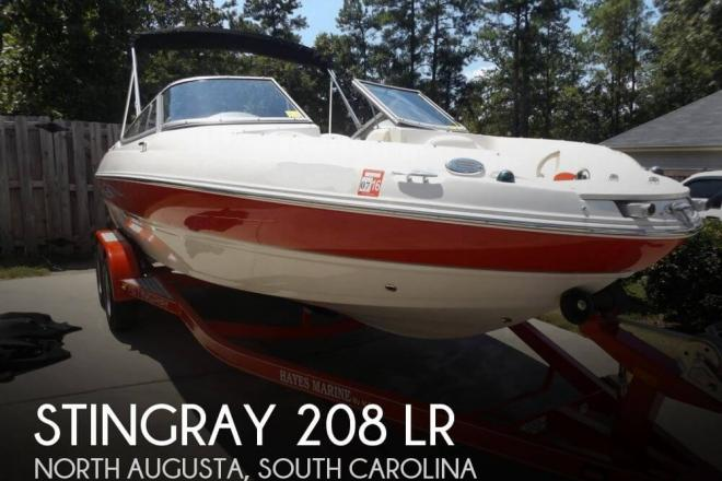 2013 Stingray 208 LR - For Sale at North Augusta, SC 29841 - ID 73140