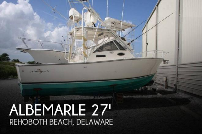 2003 Albemarle 280 Express - For Sale at Rehoboth Beach, DE 19971 - ID 73135