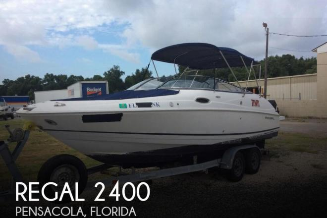 2007 Regal 2400 - For Sale at Pensacola, FL 32501 - ID 74696
