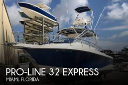 2006 Pro Line 31 Express