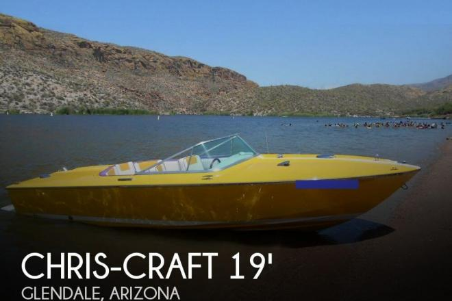1969 Chris Craft Commander SS - For Sale at Glendale, AZ 85301 - ID 72357