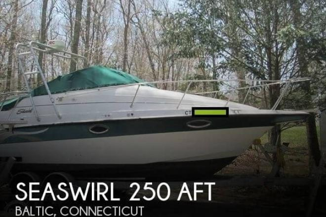 2000 Seaswirl 250 Aft - For Sale at Baltic, CT 6330 - ID 73203