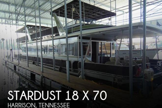 1984 Stardust 18 x 70 - For Sale at Harrison, TN 37341 - ID 73195