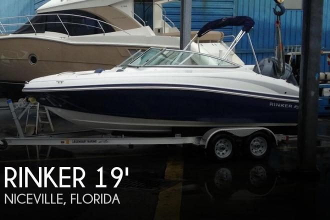 2013 Rinker 196 Captiva BR - For Sale at Colorado Springs, CO 80941 - ID 71740