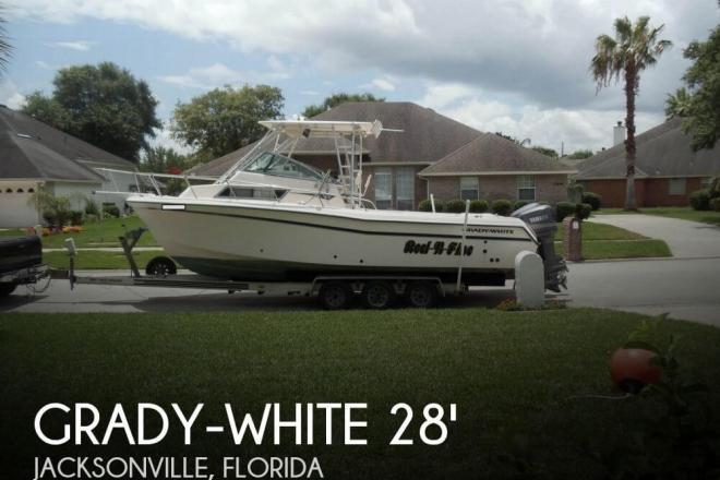1998 Grady White 272 Sailfish WA - For Sale at Jacksonville, FL 32201 - ID 71957