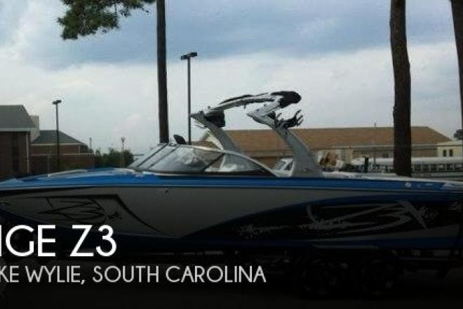 2012 Tige Z3 - For Sale at Lake Wylie, SC 29710 - ID 71824