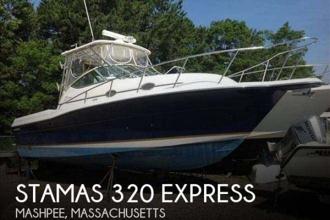 2004 Stamas 320 Express - For Sale at Mashpee, MA 2649 - ID 73345