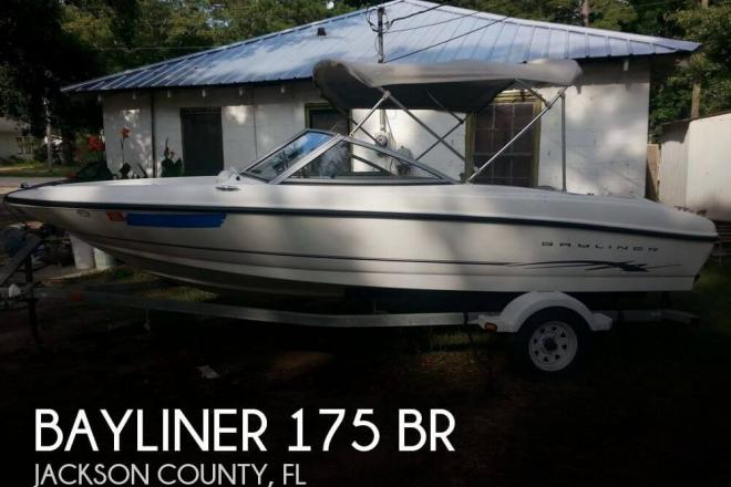 2004 Bayliner 175 BR - For Sale at Marianna, FL 32446 - ID 71447