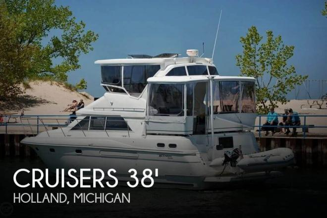 1997 Cruisers Aft Cabin 3650 - For Sale at Holland, MI 49422 - ID 110843