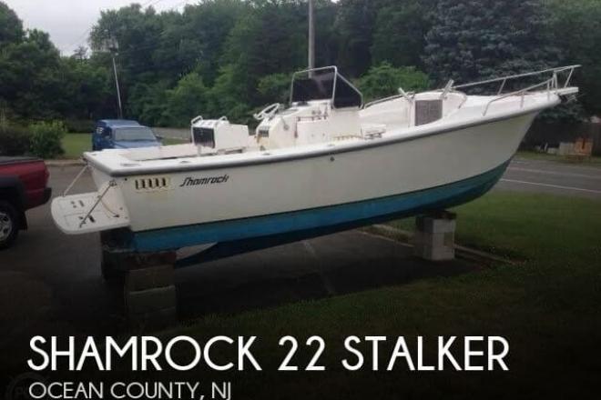 1990 Shamrock 22 Stalker - For Sale at Waretown, NJ 8758 - ID 71300