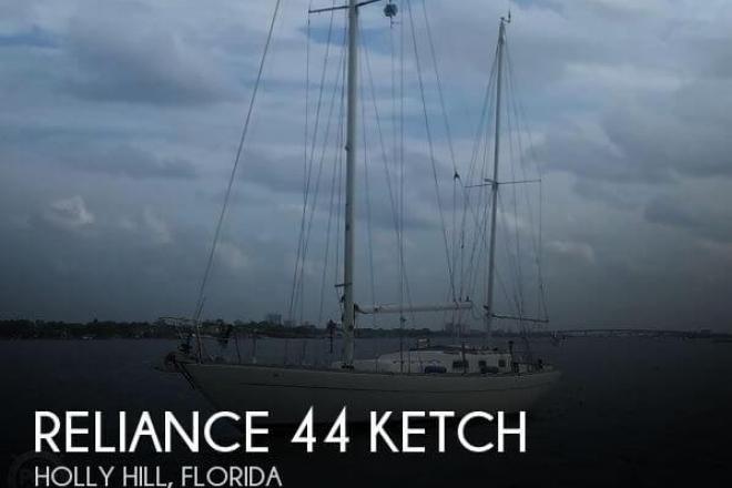 1975 Reliance 44 Ketch - For Sale at Holly Hill, FL 32117 - ID 70036