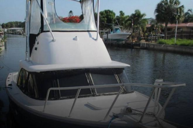 1968 Bertram 31 SF - For Sale at Bradenton, FL 34282 - ID 70314