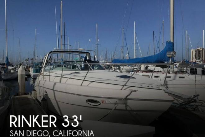 2001 Rinker 310 Fiesta Vee EC - For Sale at San Diego, CA 92101 - ID 70667