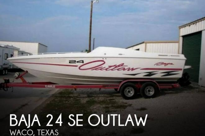 1998 Baja 24 SE Outlaw - For Sale at Waco, TX 76701 - ID 69909