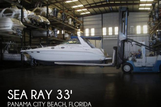 1995 Sea Ray 330 Sundancer - For Sale at Panama City Beach, FL 32407 - ID 69801