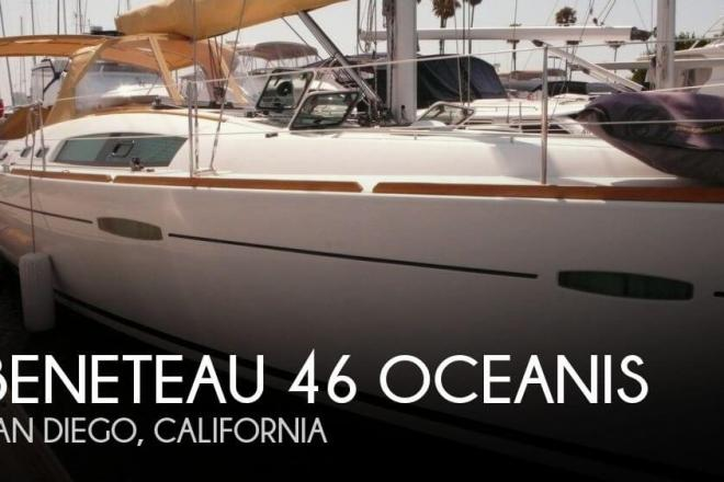 2008 Beneteau 46 Oceanis - For Sale at San Diego, CA 92101 - ID 70625