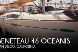 2008 Beneteau 46 Oceanis