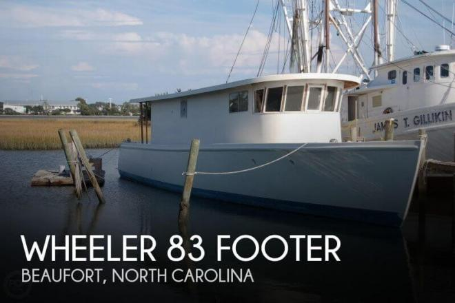 1942 Wheeler 83 Footer - For Sale at Beaufort, NC 28516 - ID 72586