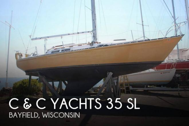 1974 C & C 35 SL - For Sale at Bayfield, WI 54814 - ID 70116