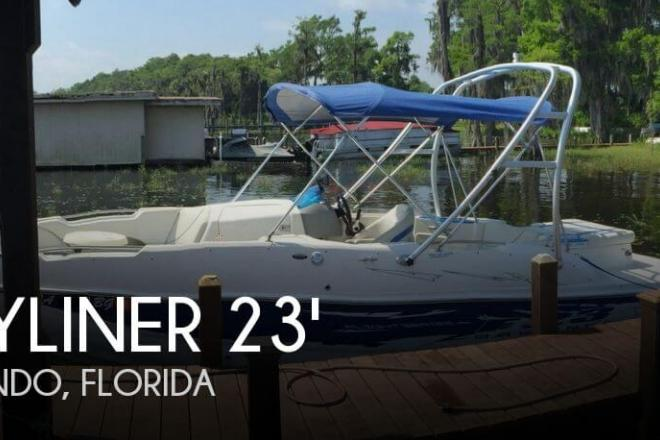 2007 Bayliner 237 SD Special Edition - For Sale at Orlando, FL 32801 - ID 68644