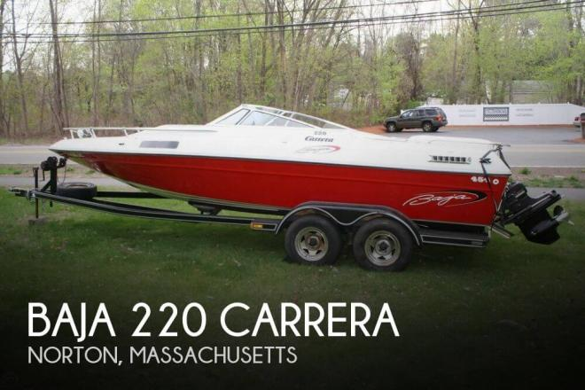1984 Baja 220 Carrera - For Sale at Norton, MA 2766 - ID 68585