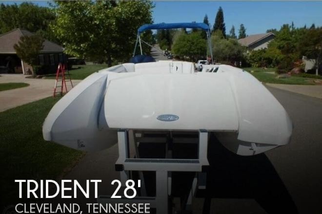 2006 Trident 28 Revolution - For Sale at Cleveland, TN 37311 - ID 69556