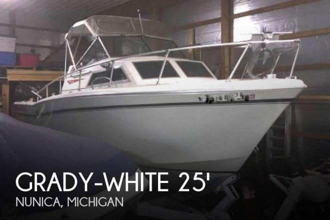 1979 Grady White 254 Kingfish - For Sale at Nunica, MI 49448 - ID 72154