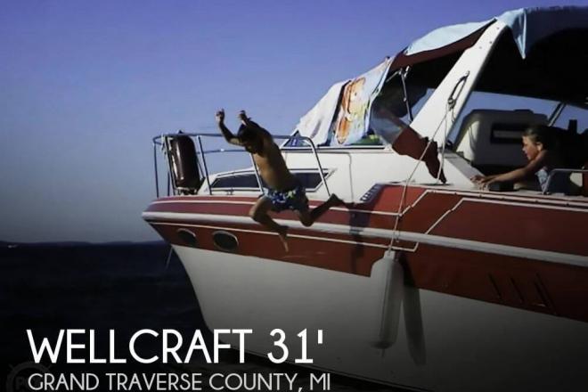 1985 Wellcraft 3200 EX St Tropez - For Sale at Traverse City, MI 49696 - ID 67401