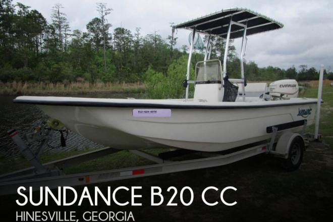 2007 Sundance B20 CC - For Sale at Hinesville, GA 31310 - ID 67151