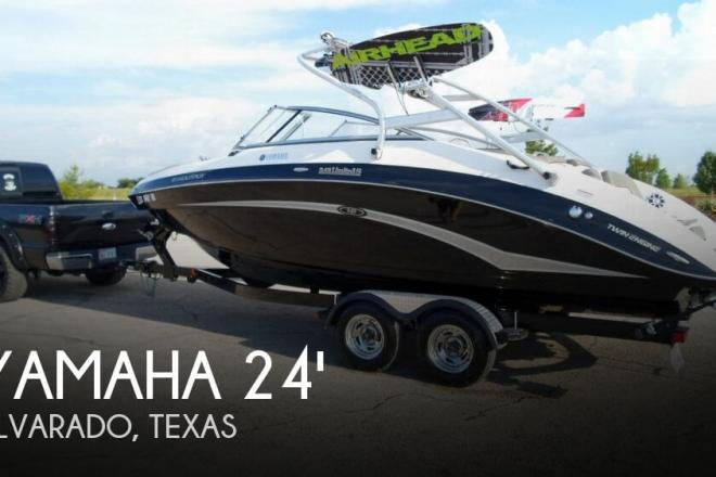 2012 Yamaha 242 Limited S - For Sale at Alvarado, TX 76009 - ID 69815