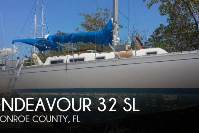 1976 Endeavour 32 SL - For Sale at Marathon, FL 33050 - ID 67191