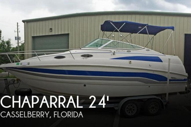 2000 Chaparral 240 Signature - For Sale at Casselberry, FL 32707 - ID 66851