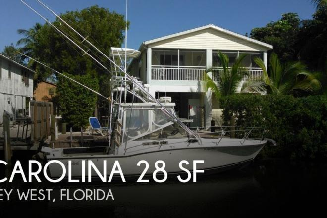 2002 Carolina Classic 28 SF - For Sale at Key West, FL 33040 - ID 66714