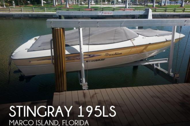 2009 Stingray 195LS - For Sale at Marco Island, FL 34145 - ID 66641