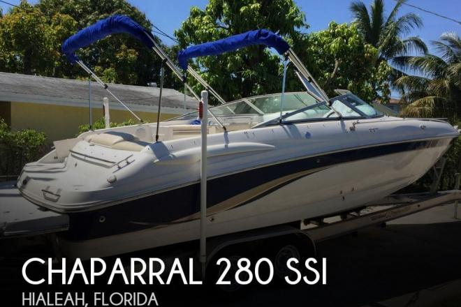 2004 Chaparral 280 SSI - For Sale at Hialeah, FL 33013 - ID 66767