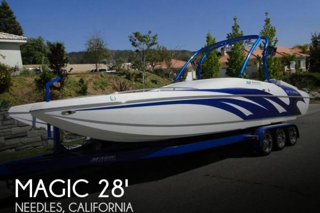 2009 Magic 28 Scepter Open Bow - For Sale at Needles, CA 92363 - ID 66804