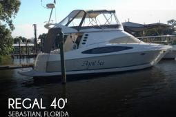 2006 Regal 3880 Commodore Flybridge