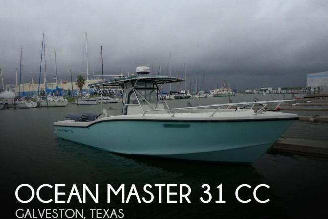 2001 Ocean Master 31 CC - For Sale at Galveston, TX 77550 - ID 66346