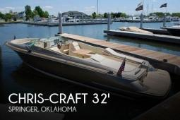 2014 Chris Craft Launch 32 Heritage Edition