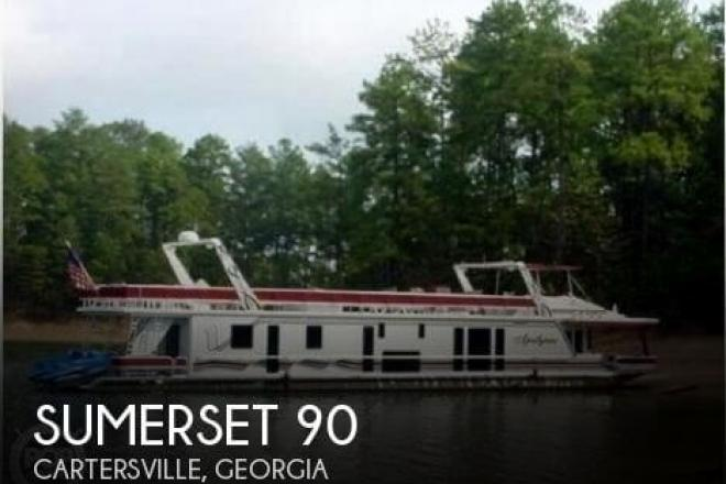 1999 Sumerset Houseboats 90 - For Sale at Cartersville, GA 30120 - ID 94358