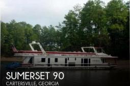 1999 Sumerset Houseboats 90