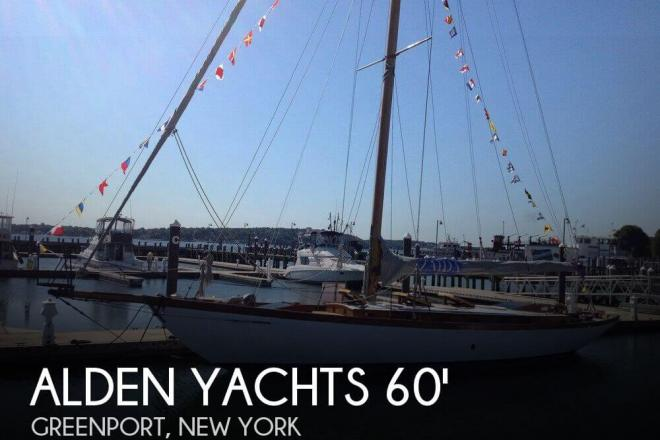 1937 Alden Custom Build #645 - For Sale at Greenport, NY 11944 - ID 65685